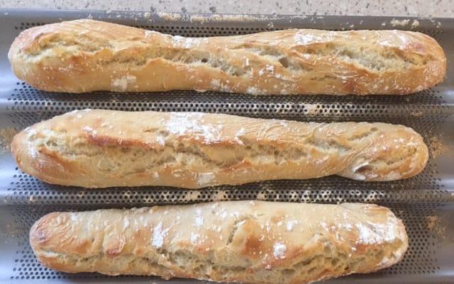 French Baguette workshop