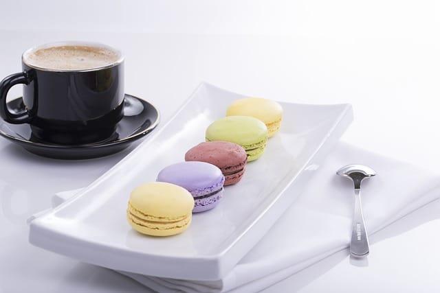 French macarons gastronomy workshop