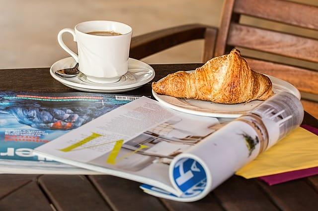 Le Petit Cafe is open